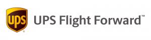 UPS Flight Forward logo