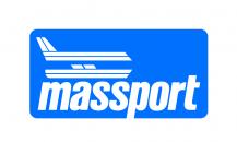 Boston Logan International Airport / Massachusetts Port Authority logo
