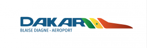 LAS SA Dakar Blaise Diagne Airport logo