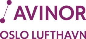 Avinor Oslo Airport logo