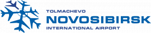 Novosibirsk International Airport (Tolmachevo) logo
