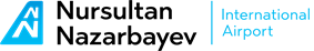 Astana International Airport logo