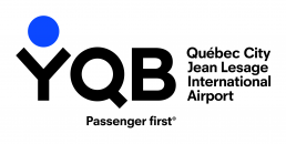 Quebec City Jean Lesage International Airport logo