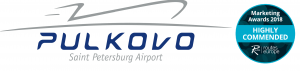 Saint Petersburg Airport, Pulkovo logo