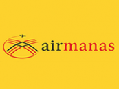 Air Manas logo