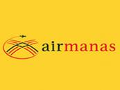 Air Manas logo