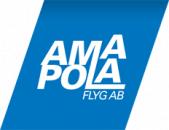 Amapola Flyg Ab logo