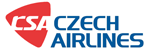 Czech Airlines (CSA) logo