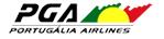 Pga Portugalia Airlines logo