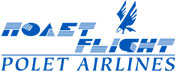 Polet Aviakompania Jsc logo
