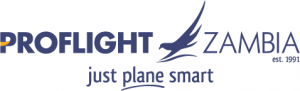 Proflight Zambia logo