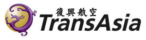 Transasia Airways Corp. logo