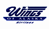 Wings Of Alaska Airlines logo