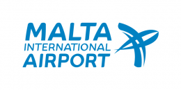 Malta International Airport logo