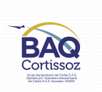 Barranquilla International Airport logo