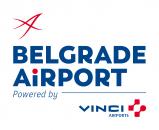 "Belgrade Airport ""Nikola Tesla"" logo"
