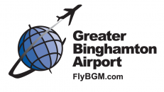 Greater Binghamton Airport logo