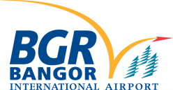 Bangor International Airport logo