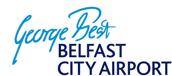 Belfast City Airport logo