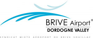 Brive Dordogne Valley Airport logo