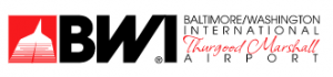 Baltimore/Washington International Airport logo