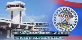 Philip Goldson International Airport logo