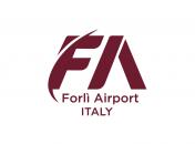 FA Forlì Airport Italy logo