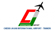 Cheddi Jagan International Airport logo
