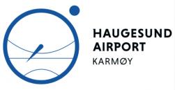 Haugesund Airport, Karmøy logo