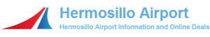 Hermosillo International Airport, Sonora, Mexico logo