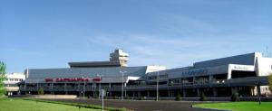 Karagandy International Airport logo