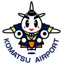 Komatsu Airport logo