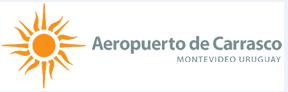 Aeropuerto Internacional de Carrasco, Montevideo logo