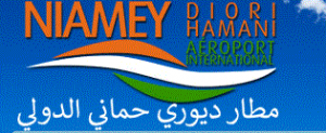 Niamey - Diori Hamani International Airport logo