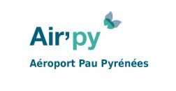 Pau Pyrénées Airport logo