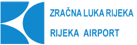 Rijeka Airport logo
