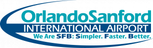 Orlando Sanford International Airport (SFB) logo