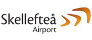 Skellefteå Airport Swedish Lapland