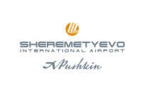 Sheremetyevo International Airport named after A.S. Pushkin logo