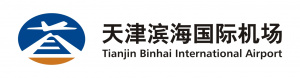 Tianjin Binhai International Airport logo
