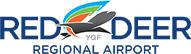 Red Deer Regional Airport logo