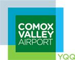 Comox Valley Airport logo