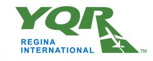 Regina International Airport (YQR) logo