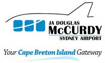 J.A. Douglas McCurdy Sydney Airport logo