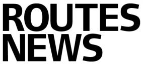 Routes News  logo