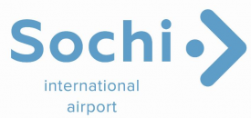 Sochi International Airport logo