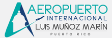 San Juan Luis Munoz Marin International Airport, Puerto Rico logo