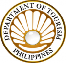 Department of Tourism, Philippines logo