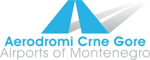Airports of Montenegro logo