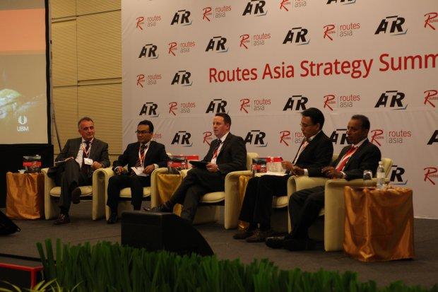 Routes Asia Day 1